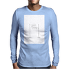 sticks Mens Long Sleeve T-Shirt