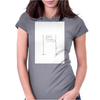 sticks Womens Fitted T-Shirt