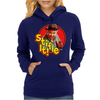 Stifle It! Womens Hoodie
