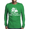 Still Plays With Tractors Mens Long Sleeve T-Shirt
