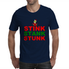 STINK STANK STUNK Mens T-Shirt