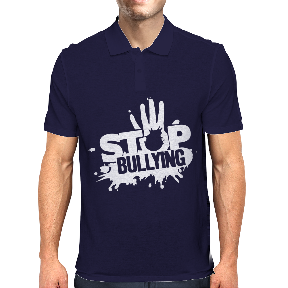 Stop Bullying. Mens Polo