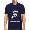 Stop Frigging About Lord Kitchener Recruitment Poster Mens Polo