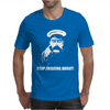 Stop Frigging About Lord Kitchener Recruitment Poster Mens T-Shirt