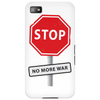 STOP No more war Phone Case