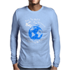 Stop The World From Spinning Scrumpy Cider Drinking Mens Long Sleeve T-Shirt