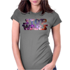 Stop Wars Galaxy Space Stellar Mars Aurora Universe Womens Fitted T-Shirt