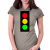 Stoplight Womens Fitted T-Shirt