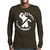 Stoppt Polizeigewalt Mens Long Sleeve T-Shirt