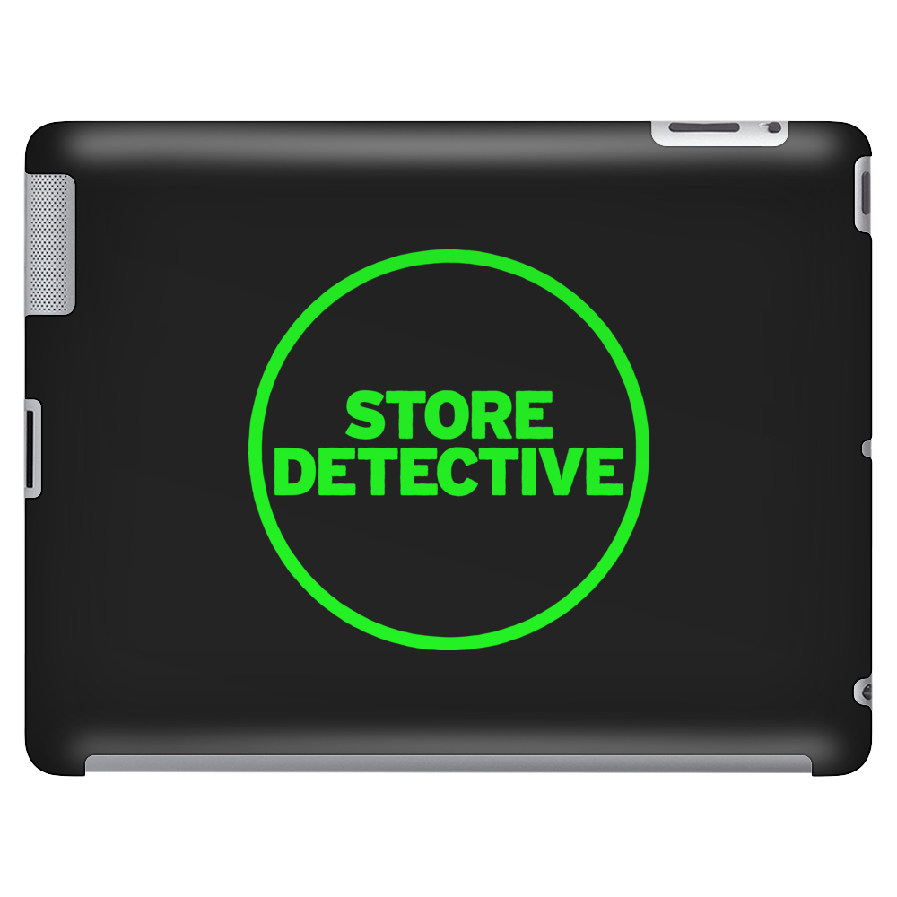 Store Detective Tablet (horizontal)
