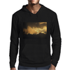Storm Clouds of Gold Mens Hoodie