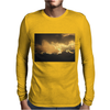 Storm Clouds of Gold Mens Long Sleeve T-Shirt