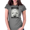 Storm Trooper Chick Womens Fitted T-Shirt