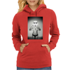 Storm Trooper Chick Womens Hoodie