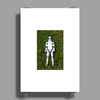 Storm trooper under the sun Poster Print (Portrait)