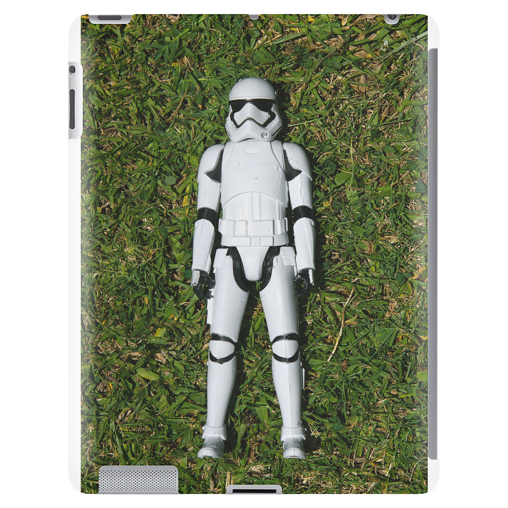 Storm trooper under the sun Tablet