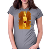 Stormtrooper Gold Edition Womens Fitted T-Shirt