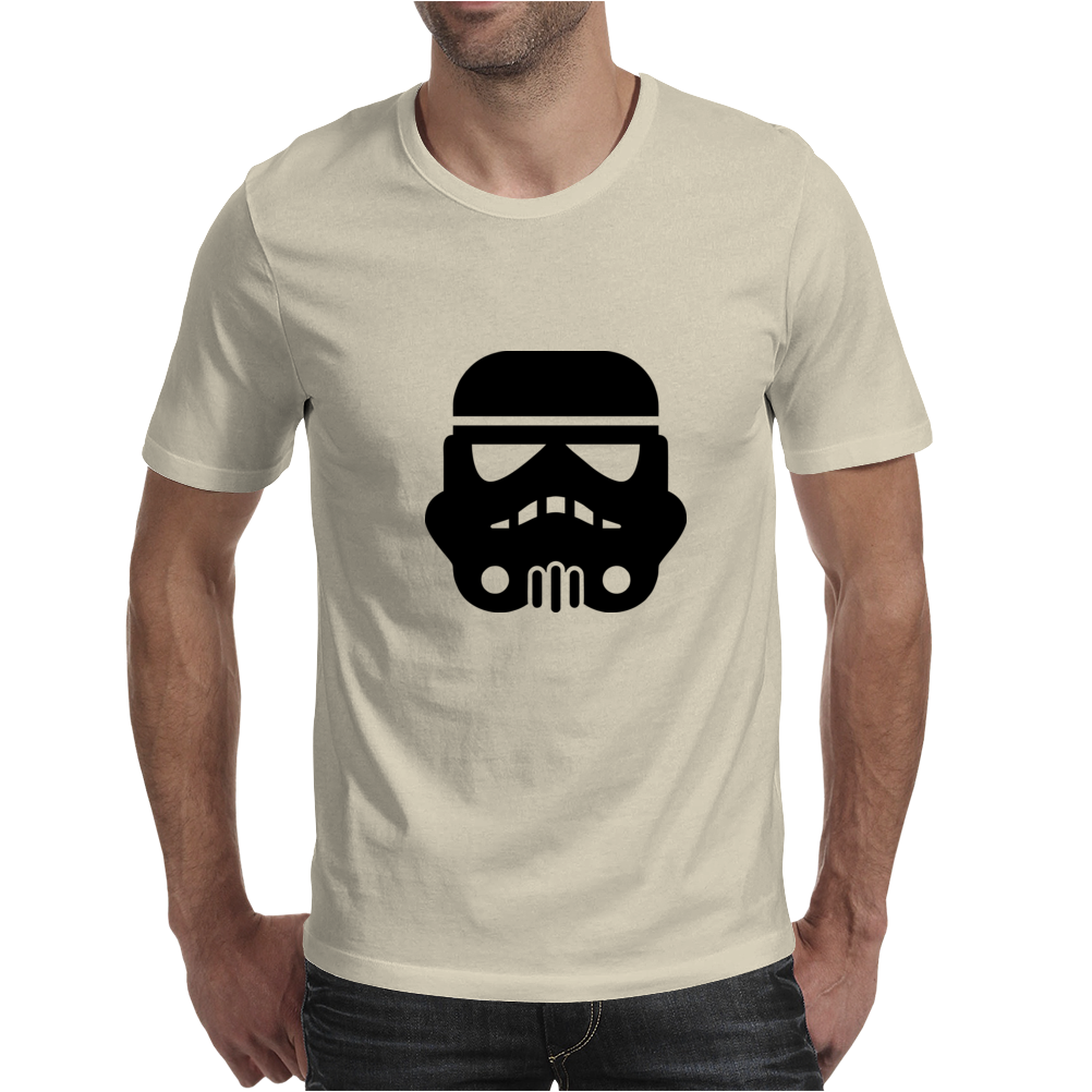 Stormtrooper Icon starwars Mens T-Shirt