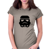 Stormtrooper Icon starwars Womens Fitted T-Shirt