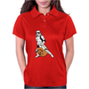 Stormtrooper On A Spacehopper Mens Funny Star Wars Womens Polo
