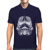 Stormtrooper Sugar Skull Mens Polo