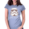 STORMTROOPER Womens Fitted T-Shirt