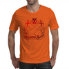 Straight Edge - Alcohol Sucks!! Mens T-Shirt