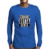 STRAIGHT OUTTA 'COMPTON' NAMEK - Mens Long Sleeve T-Shirt