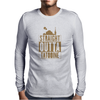 Straight Outta Tatooine Mens Long Sleeve T-Shirt