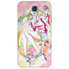 Strawberry Cake Watercolor Phone Case