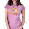 Strawberry Cake Womens Fitted T-Shirt
