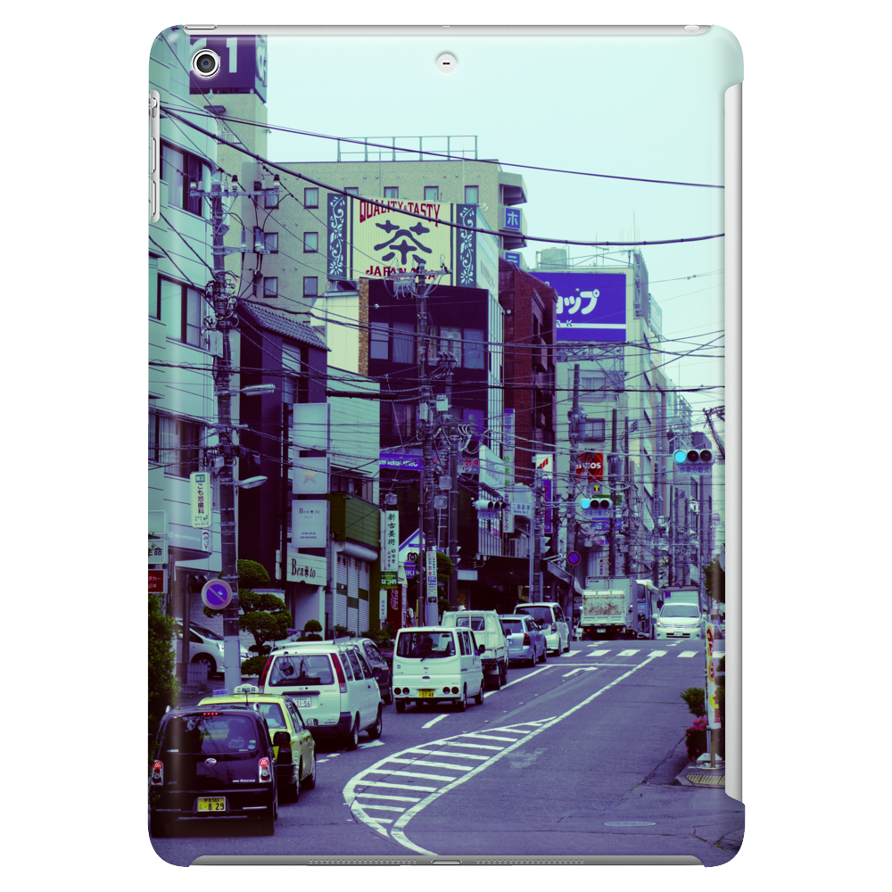 STREETS OF JAPAN Tablet (vertical)