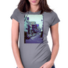 STREETS OF JAPAN Womens Fitted T-Shirt
