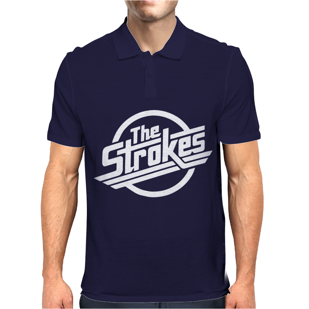 Strokes Mens Polo