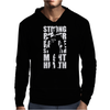 Strong Power Force Mens Hoodie