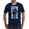 Strong Power Force Mens T-Shirt