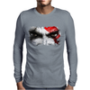strong warrior Mens Long Sleeve T-Shirt
