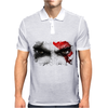 strong warrior Mens Polo