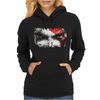 strong warrior Womens Hoodie