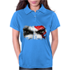 strong warrior Womens Polo