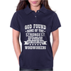 Strong Woodworking Women Womens Polo