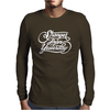 Stronger Than Yesterday Mens Long Sleeve T-Shirt