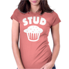 Stud Womens Fitted T-Shirt