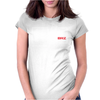 SUBARU BRZ Logo Funny Womens Fitted T-Shirt
