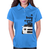 Subaru Bug-eyed Life Womens Polo