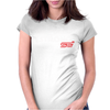 SUBARU WRX STI The Force Race Car Womens Fitted T-Shirt