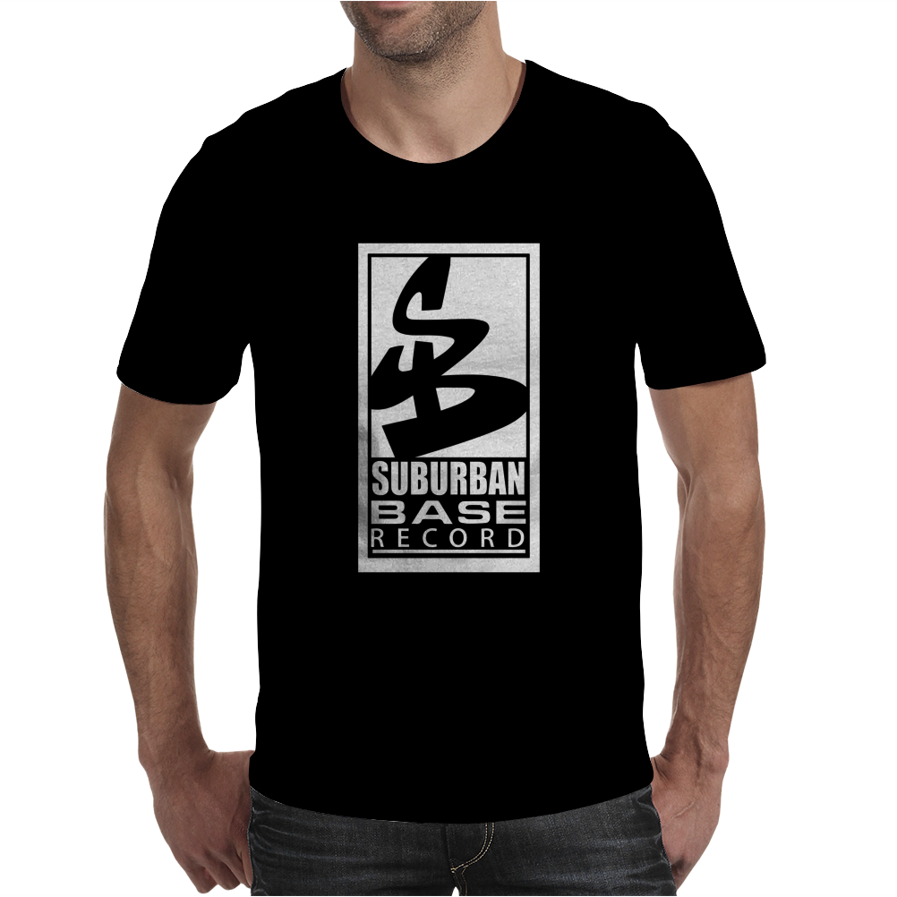 Suburban Base Mens T-Shirt