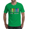 Suburban Power Rangers Mens T-Shirt