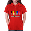 Suburban Power Rangers Womens Polo