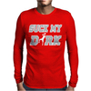 Suck My Dirk Mens Long Sleeve T-Shirt